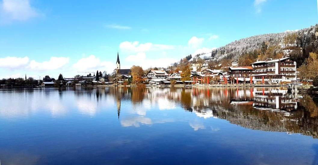 Der Winter kommt zum Schliersee