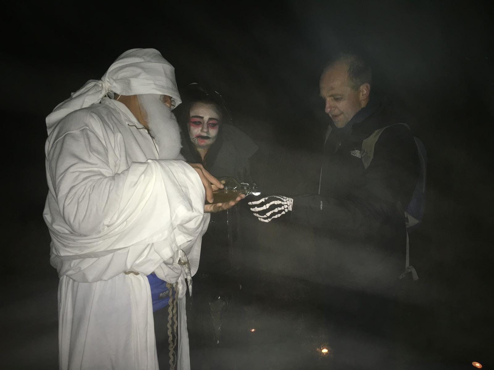 Magisches in der Nacht