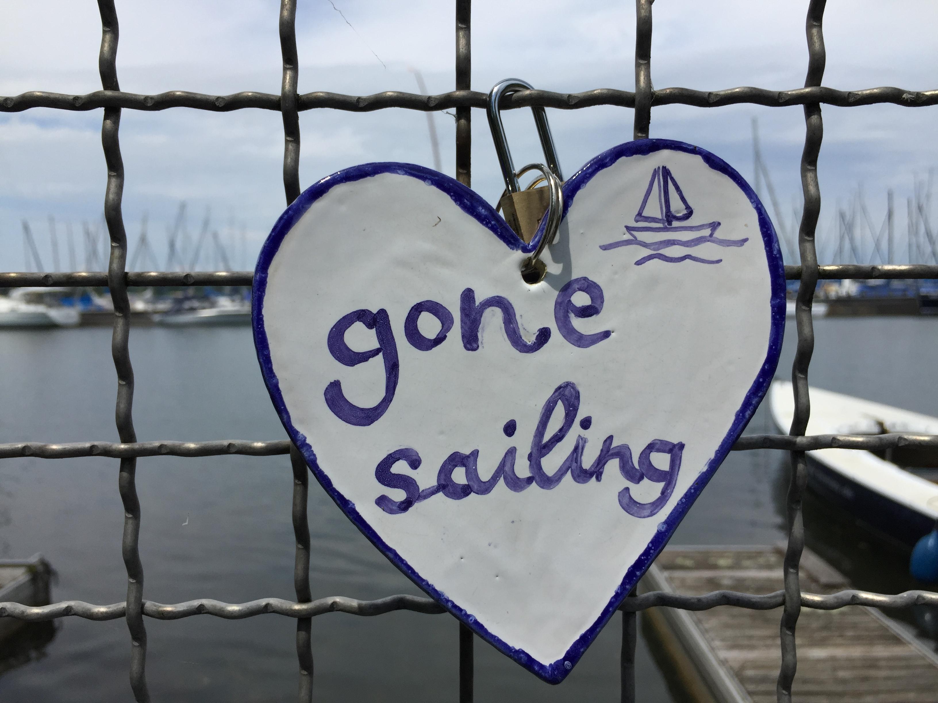 Gone Sailing die Bayerische Art der Meditation